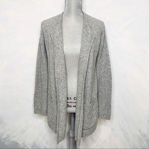 Aritzia The Group BABATON Open Cardigan Wool Blend